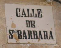 Carrer de Santa Bàrbera
