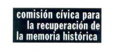 Comissió per la Recuperació de la Memòria
