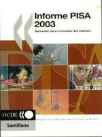Informe PISA 2003